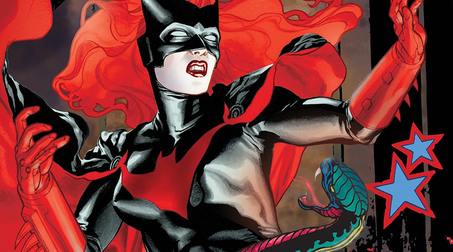 The CW is developing a standalone show for Batwoman!
