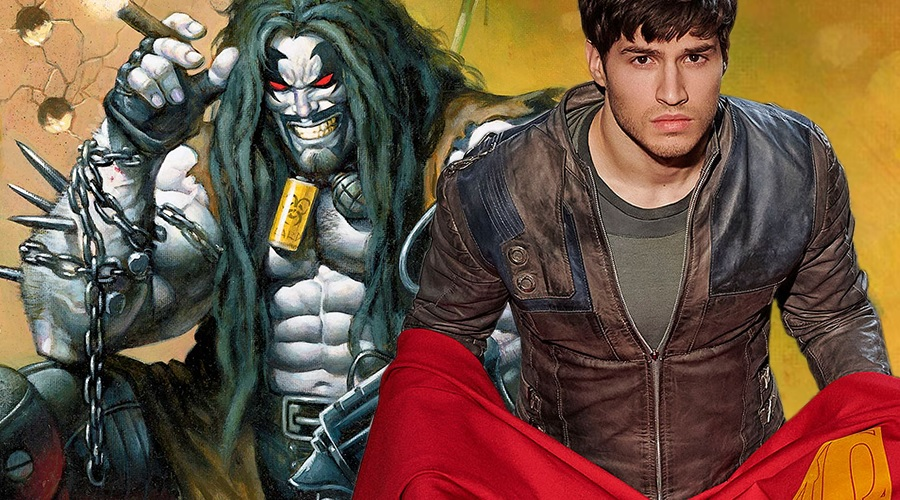 Lobo is coming to Krypton Season 2!