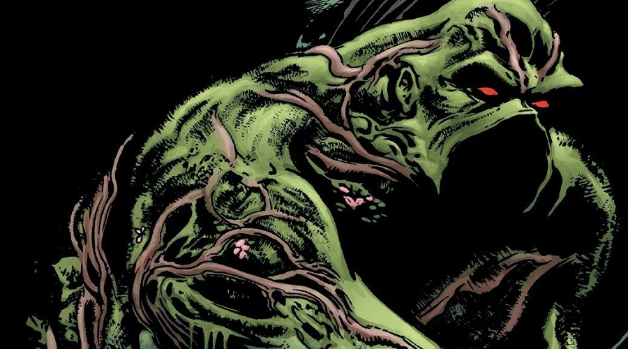 Swamp Thing adds yet another major cast while one of the executive producers offers some interesting new details on the DC Universe!