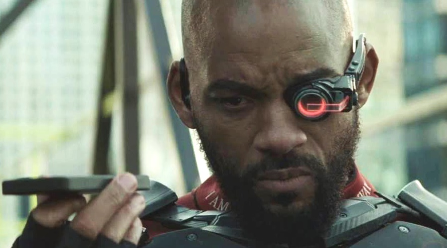 Will Smith confirms having meetings with Warner Bros. for a Deadshot solo movie!