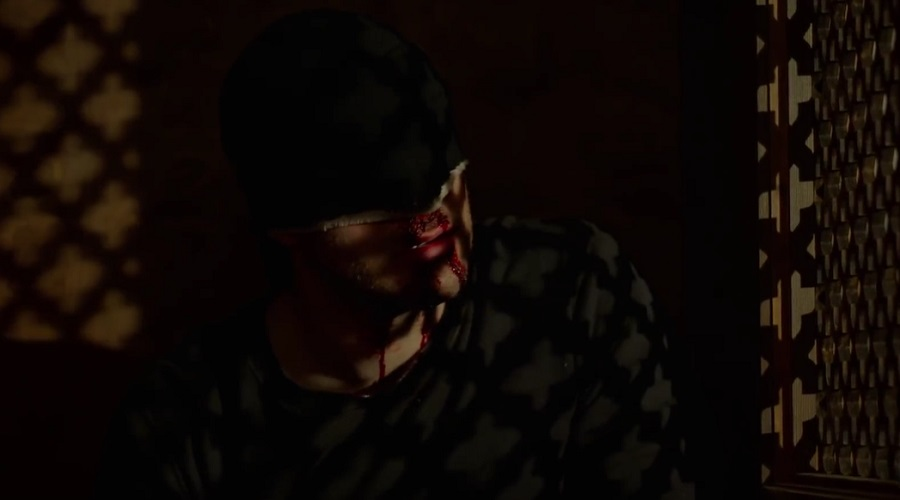 The first teaser for Daredevil Season 3 finds the Man Without Fear giving in to darkness!