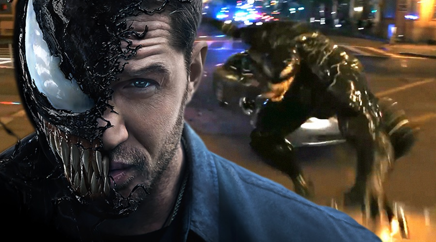 New TV spot for Venom has made its way online!