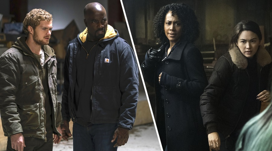 Will the cancellation of Iron Fist and Luke Cage lead to the arrival of Heroes for Hire and Daughters of the Dragon spinoff shows?
