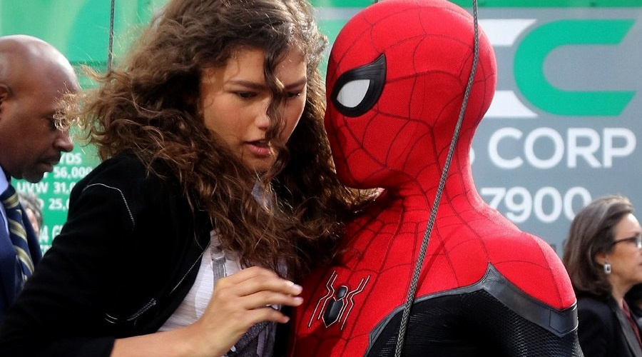 The latest batch of Spider-Man: Far From Home set leaks reveal a brand new suit for the titular superhero!
