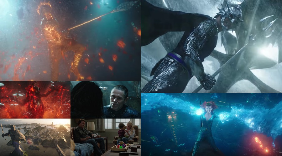 Arthur Curry proclaims to be the protector of the deep in the final Aquaman trailer!