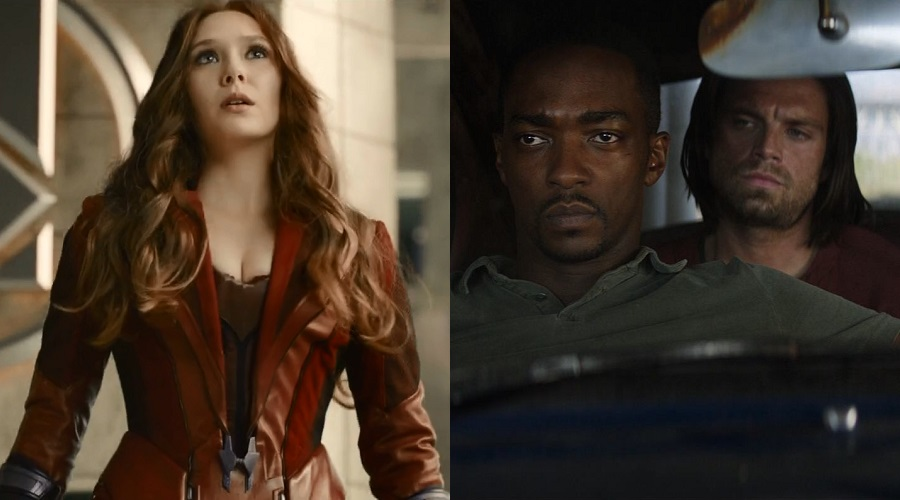 Bob Iger confirmed the Loki series, but kept mum on the Scarlet Witch series and the Winter Soldier and Falcon team-up series!