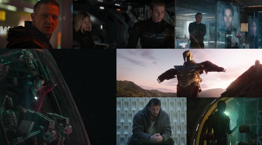 The first official trailer for Avengers 4 has arrived!