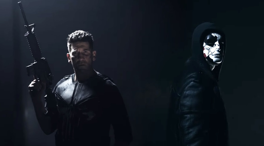 Brand new teaser for The Punisher Season 2 revolves around Frank Castle and Billy Russo!