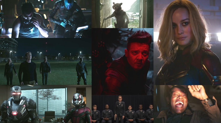 Marvel has dropped brand new TV spots for Avengers: Endgame and Captain Marvel during Super Bowl 2019!