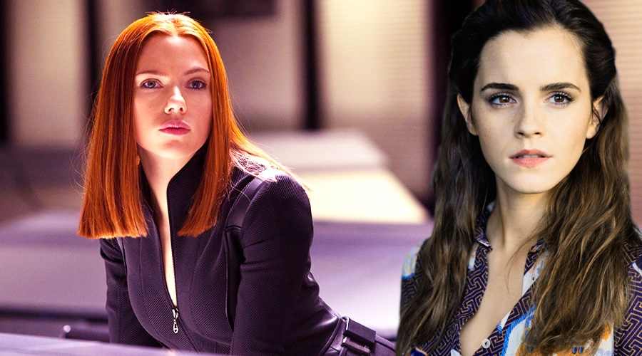 Emma Watson is reportedly being considered for major role in Black Widow!