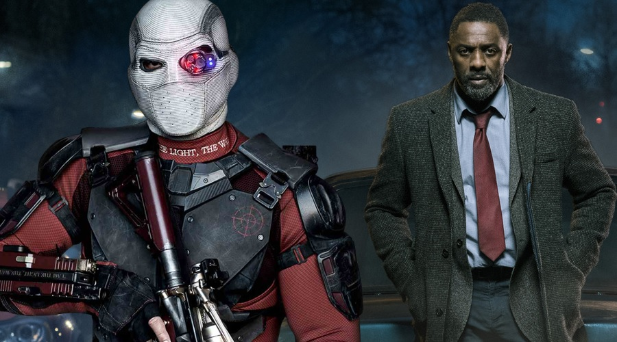 Idris Elba enters negotiation to replace Will Smith as Deadshot in James Gunn's Suicide Squad 2!