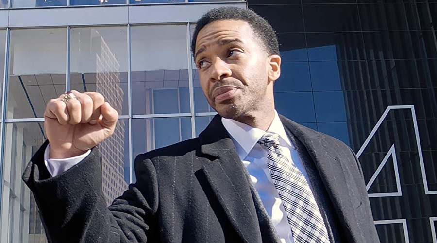 Andre Holland had reportedly read for the villainous Black Widow film role!