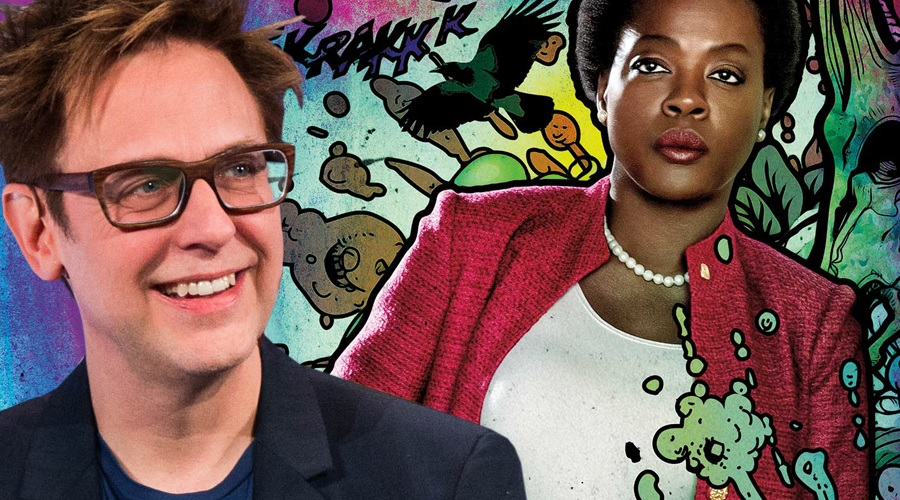 Viola Davis is set to reprise Amanda Waller in James Gunn's The Suicide Squad!