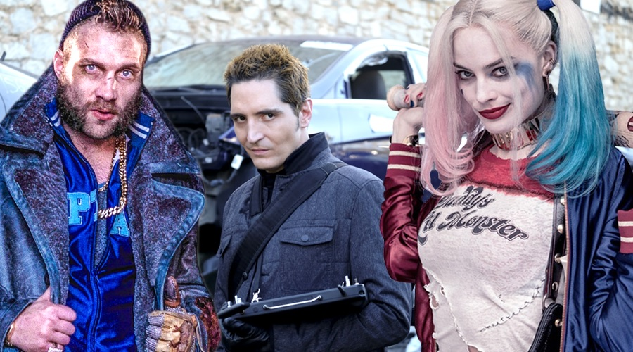 James Gunn's The Suicide Squad has added David Dastmalchian!