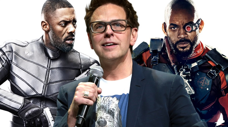 The Suicide Squad is giving Idris Elba a new character instead of Deadshot!