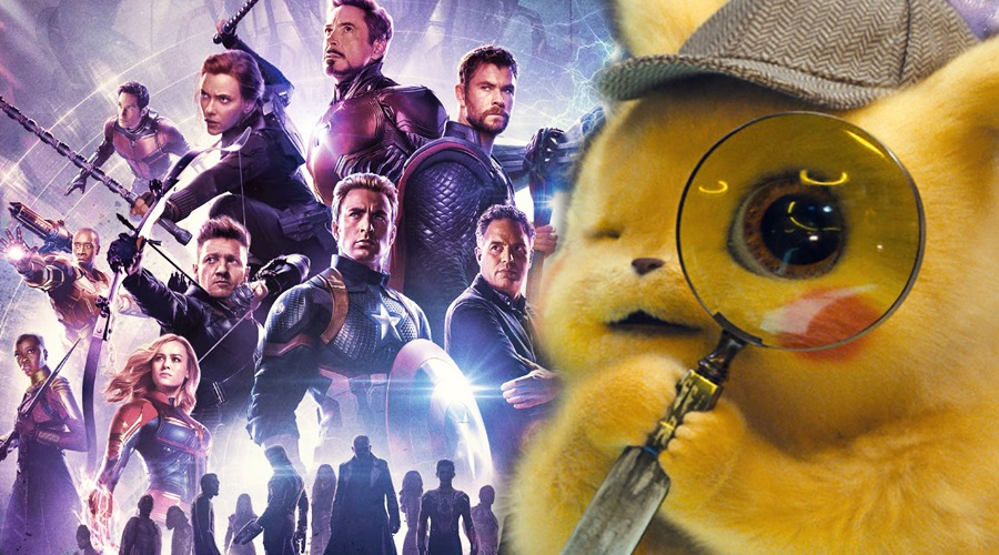 Detective Pikachu has bested Avengers: Endgame at the Friday box-office!