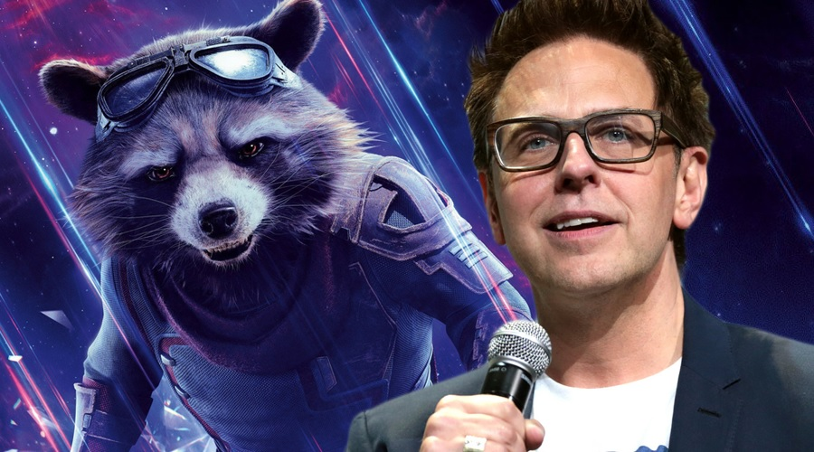 James Gunn is looking forward to finish Rocket's arc in Guardians of The Galaxy 3!