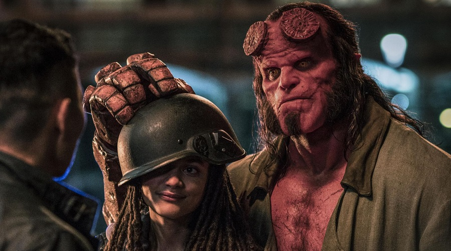 Netflix is not doing a rebooted Hellboy series!