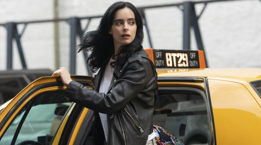The premiere date of Jessica Jones Season 3 has been announced!
