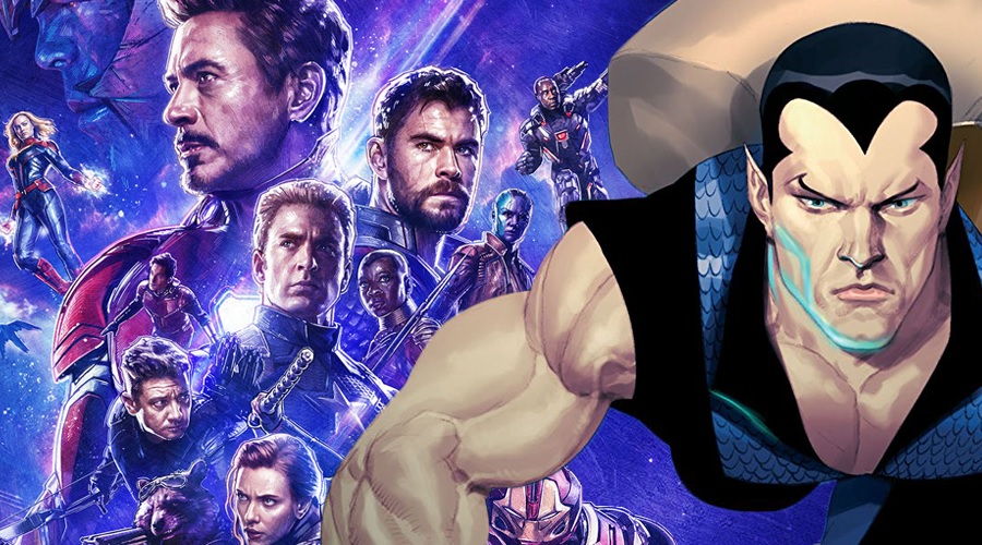 Avengers: Endgame writers reveal that they didn't tease Namor in the movie!