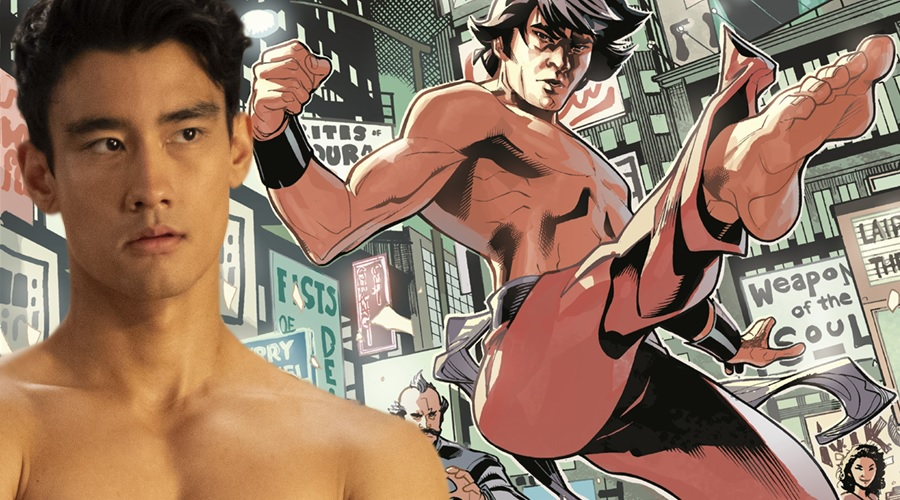 Grey's Anatomy star Alex Landis wants to play Shang-Chi in the Marvel Cinematic Universe!