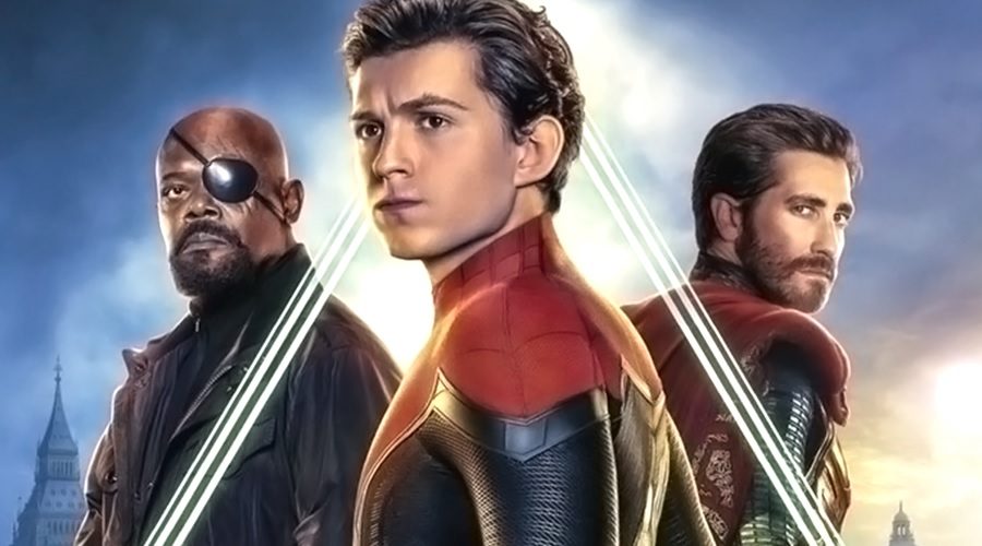 Six new posters for Spider-Man: Far From Home have arrived!