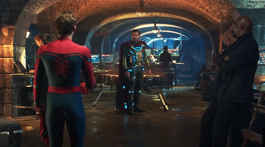 The second Spider-Man: Far From Home trailer has arrived!