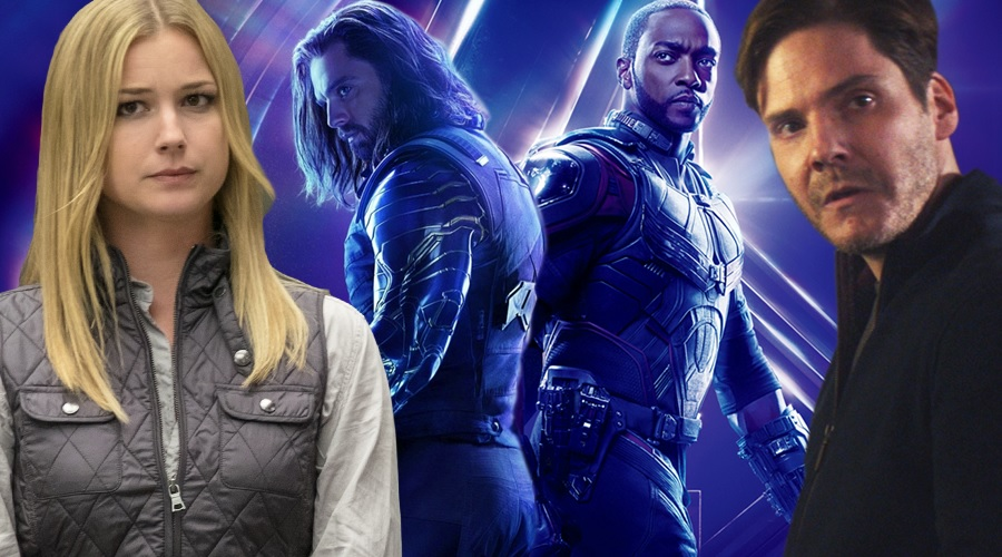 The Falcon and the Winter Soldier is bringing up Sharon Carter and Zemo!