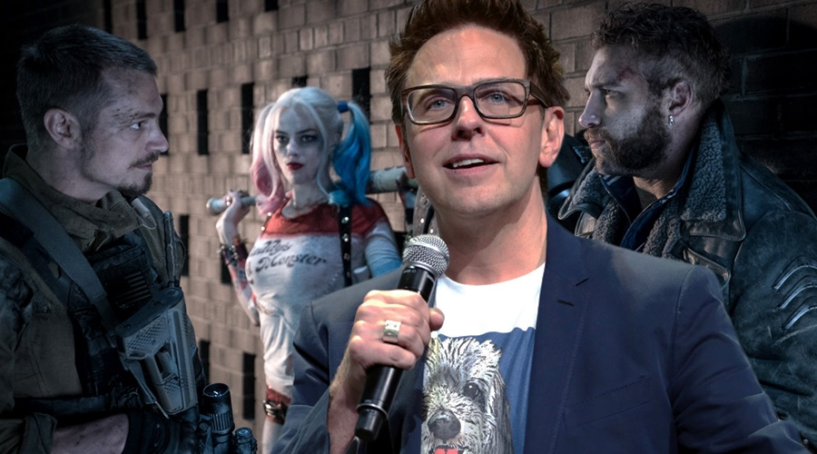 James Gunn won't reveal whether The Suicide Squad is a sequel or a reboot!